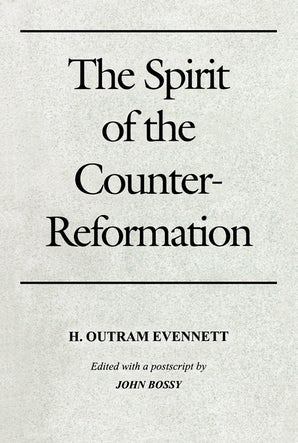 Spirit of the Counter-Reformation, The book image