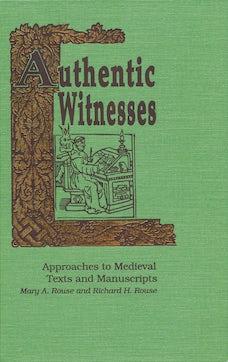 Authentic Witnesses
