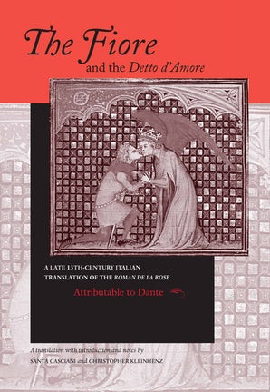 Fiore and the Detto d'Amore, The book image