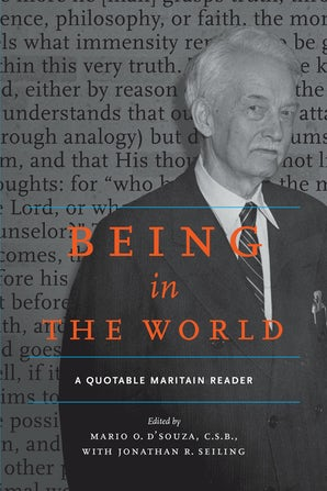 Being in the World book image