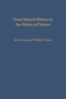 From Natural History to the History of Nature