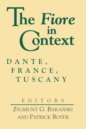 Fiore in Context, The book image
