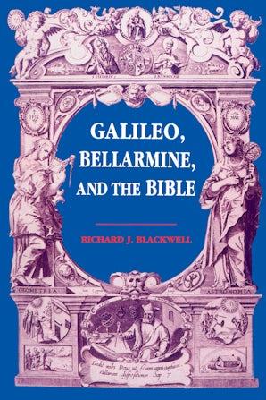 Galileo, Bellarmine, and the Bible book image