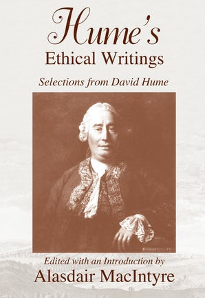 Hume's Ethical Writings book image