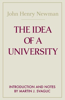Idea of a University, The