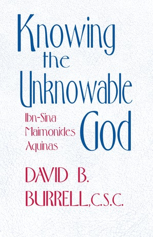 Knowing the Unknowable God book image