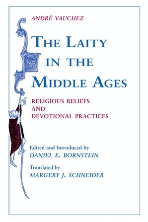 Laity in the Middle Ages, The book image