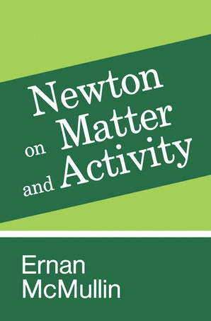 Newton on Matter and Activity book image