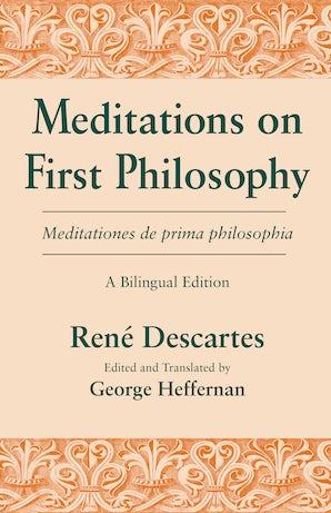 Meditations on First Philosophy/ Meditationes de prima philosophia book image