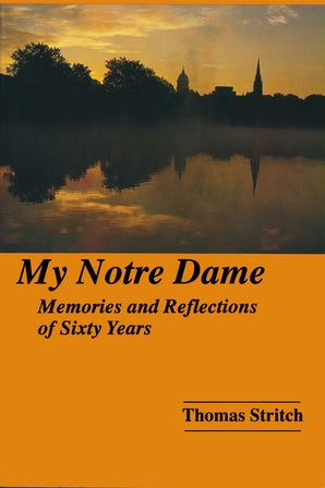 My Notre Dame book image