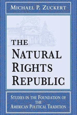 The Natural Rights Republic book image