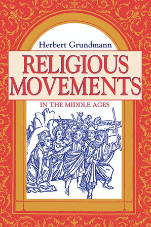 Religious Movements in the Middle Ages book image