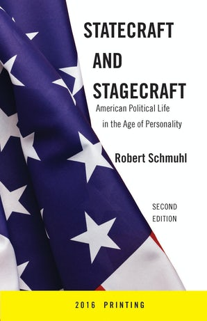 Statecraft and Stagecraft book image