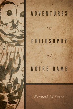 Adventures in Philosophy at Notre Dame book image