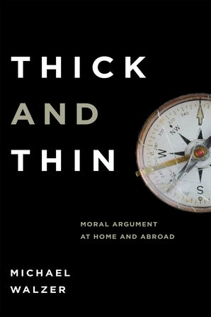 Thick and Thin book image