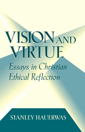 Vision and Virtue book image