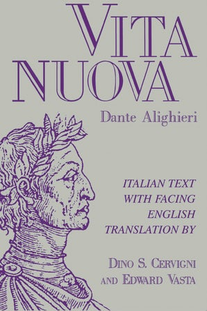 Vita nuova book image