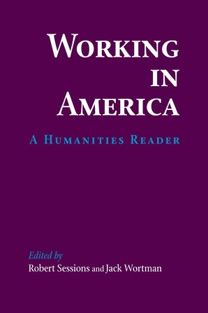Working in America book image