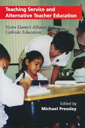 Teaching Service and Alternative Teacher Education book image