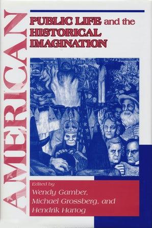 American Public Life and the Historical Imagination book image