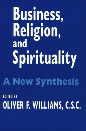 Business, Religion, and Spirituality book image