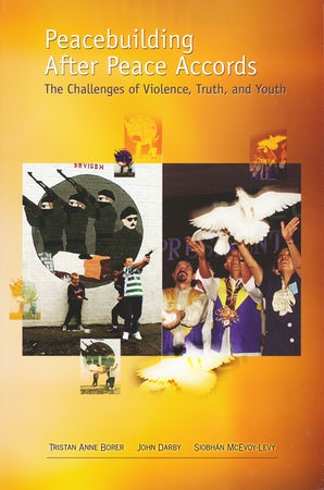 Peacebuilding After Peace Accords book image