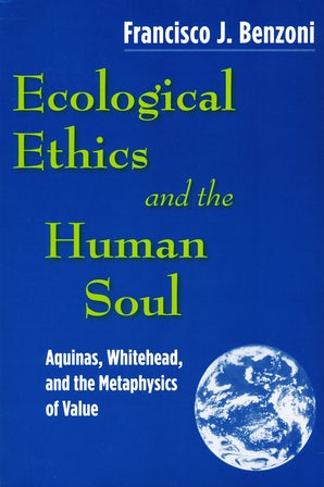 Ecological Ethics and the Human Soul book image
