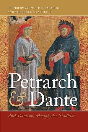 Petrarch and Dante book image