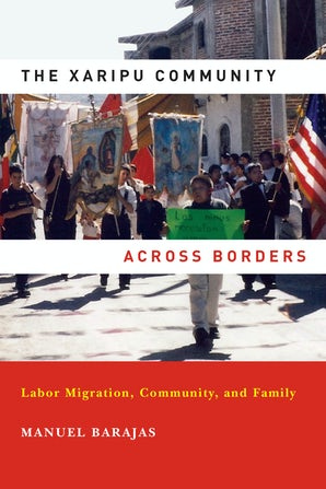Xaripu Community across Borders, The book image