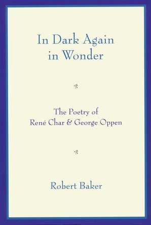 In Dark Again in Wonder book image
