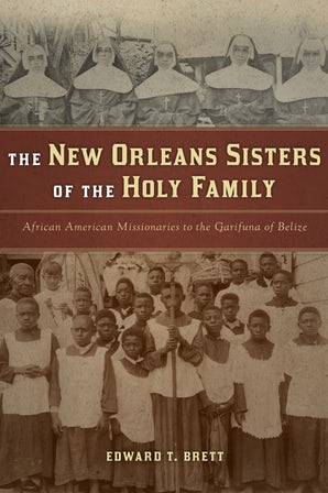 New Orleans Sisters of the Holy Family, The book image
