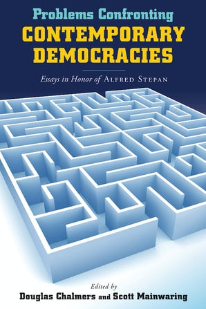 Problems Confronting Contemporary Democracies book image
