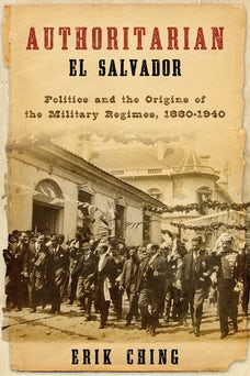 Authoritarian El Salvador