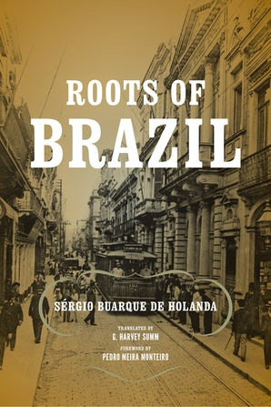 Roots of Brazil book image