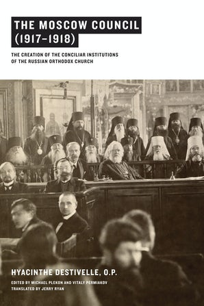 The Moscow Council (1917–1918) book image