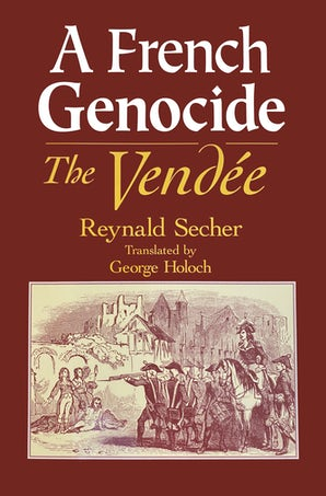 A French Genocide book image