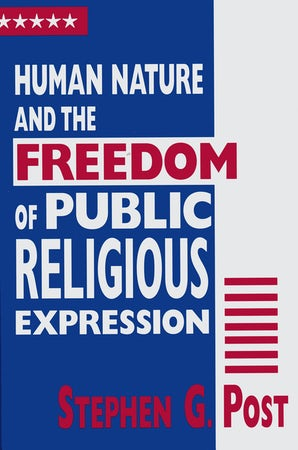 Human Nature and the Freedom of Public Religious Expression book image