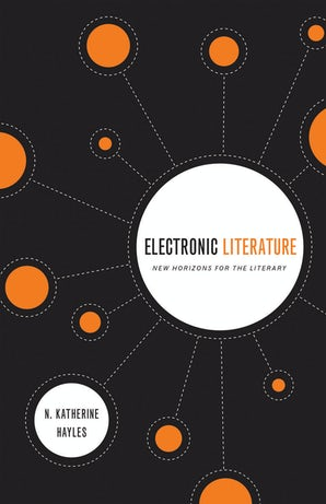 Electronic Literature book image