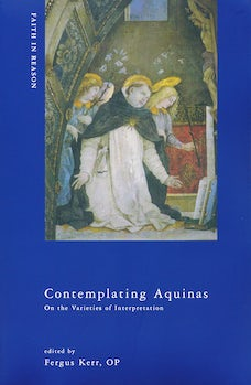 Contemplating Aquinas