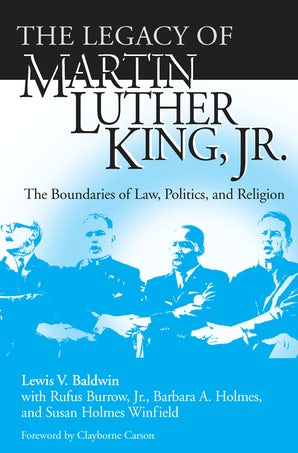 Legacy of Martin Luther King, Jr., The book image