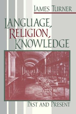Language, Religion, Knowledge book image