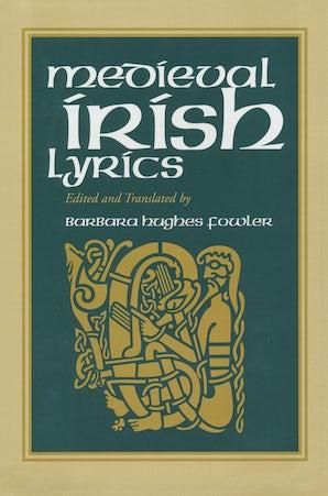 Medieval Irish Lyrics book image