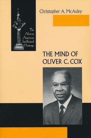 Mind of Oliver C Cox book image
