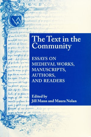 Text In The Community book image