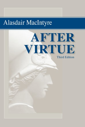 After Virtue book image