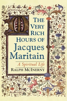 Very Rich Hours of Jacques Maritain, The