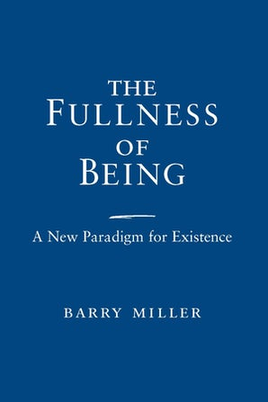 Fullness of Being, The book image