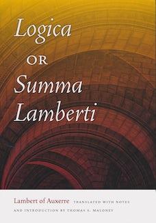 Logica, or Summa Lamberti