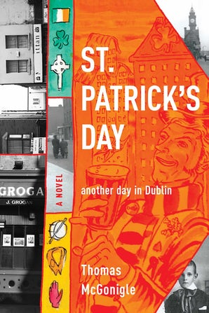 St. Patrick's Day book image
