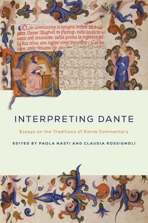 Interpreting Dante book image